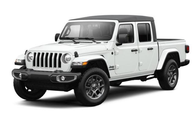 2021 Jeep Gladiator 80th Anniversary Edition Camion cabine Crew