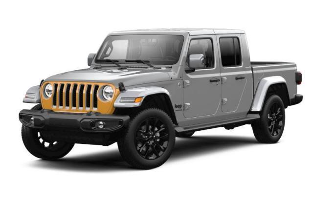 2021 Jeep Gladiator Overland Truck Crew Cab