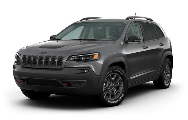 2021 Jeep Cherokee Trailhawk Wagon