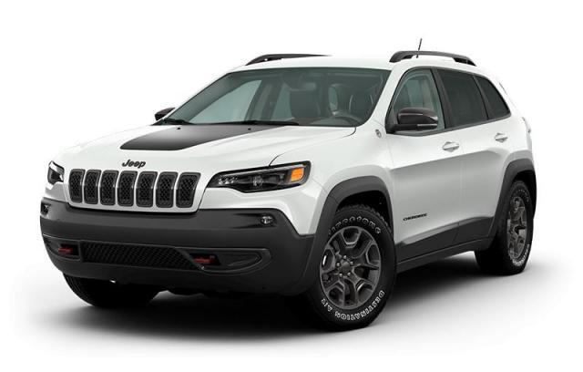 2021 Jeep Cherokee Trailhawk Elite SUV