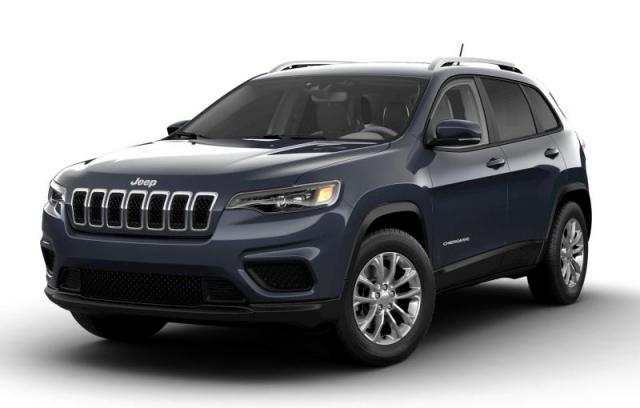 2021 Jeep Cherokee North SUV