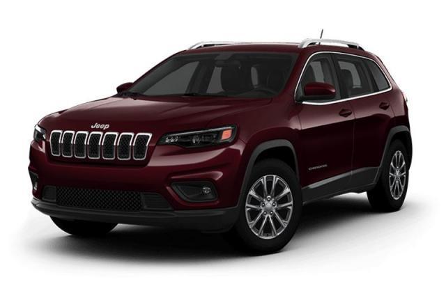 2021 Jeep Cherokee North SUV