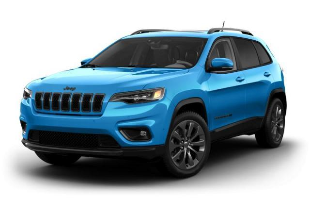 New 2021 Jeep Cherokee 80th Anniversary SUV for sale in Red Deer, AB