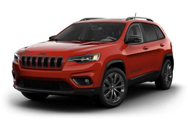 2021 Jeep Cherokee 80th Anniversary SUV
