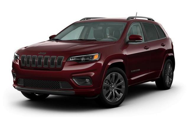 2021 Jeep Cherokee High Altitude SUV