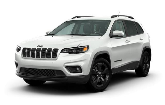 2021 Jeep Cherokee Altitude 4X4 HEATLEATHER-PANOROOF-BACKUPCAM-BT SUV
