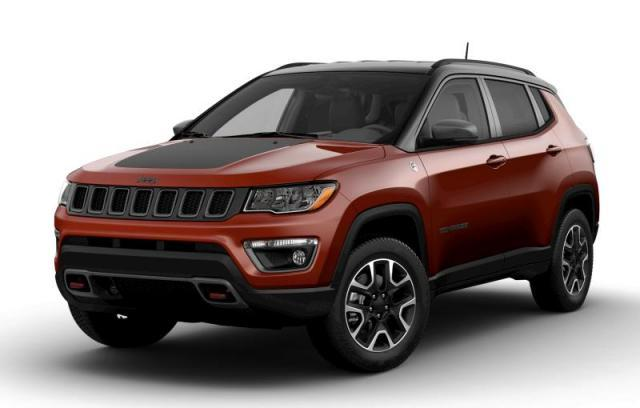 New 2021 Jeep Compass Trailhawk SUV for sale in Victoria BC at Wille Dodge Chrysler Ltd.