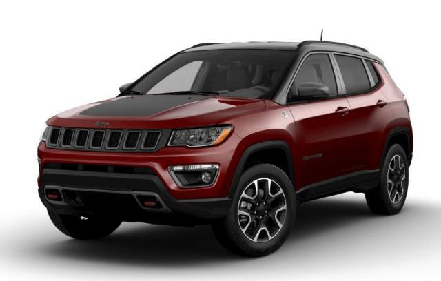 New 2021 Jeep Compass Trailhawk SUV for sale in Calgary, AB