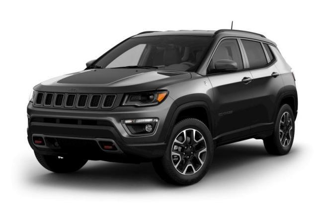 2021 Jeep Compass Trailhawk SUV