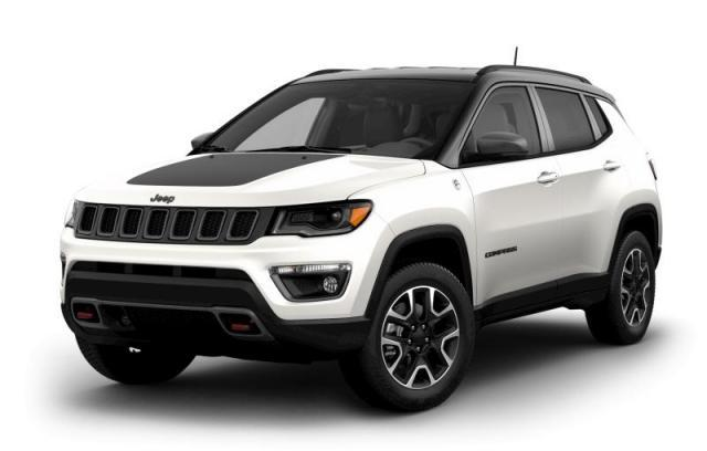2021 Jeep Compass Trailhawk VUS