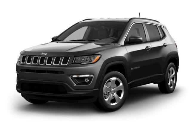 2021 Jeep Compass North SUV
