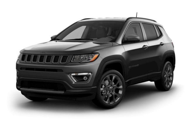 2021 Jeep Compass 80th Anniversary Edition SUV