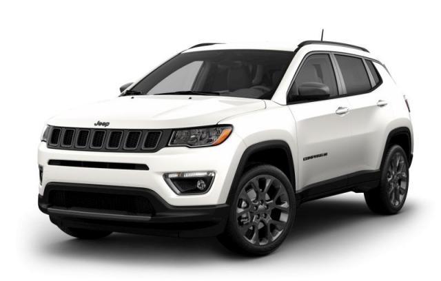 2021 Jeep Compass 80th Anniversary Edition SUV