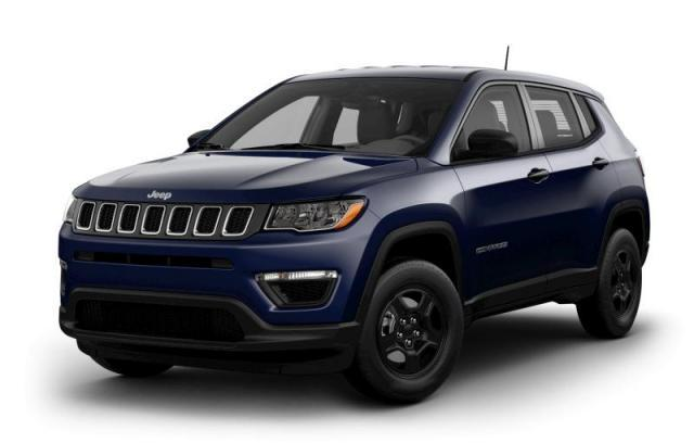 New 2021 Jeep Compass Sport SUV for sale near Toronto, ON