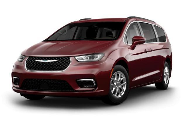 2021 Chrysler Pacifica Touring Van