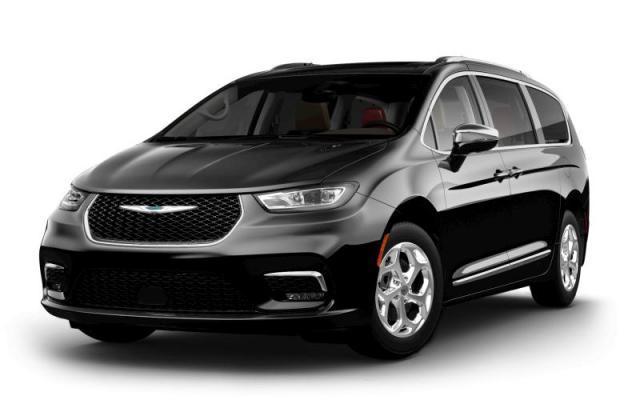 2021 Chrysler Pacifica Limited Van