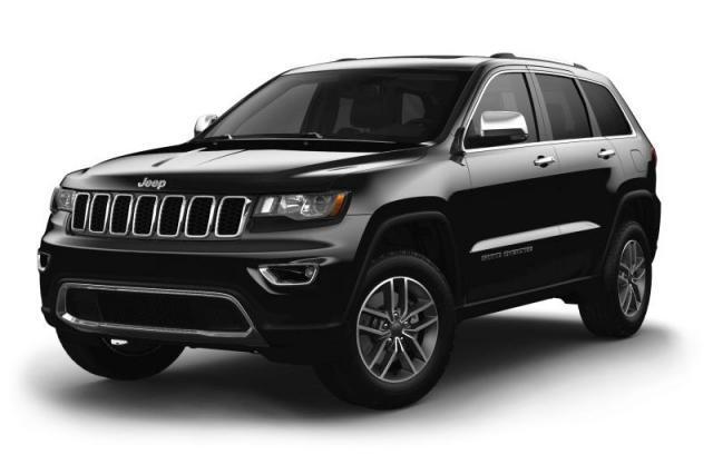 2021 Jeep Grand Cherokee Limited VUS