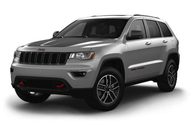 2021 Jeep Grand Cherokee Trailhawk 4x4