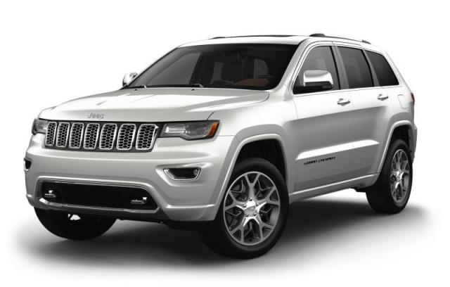 New 2021 Jeep Grand Cherokee Overland SUV in Estevan, SK