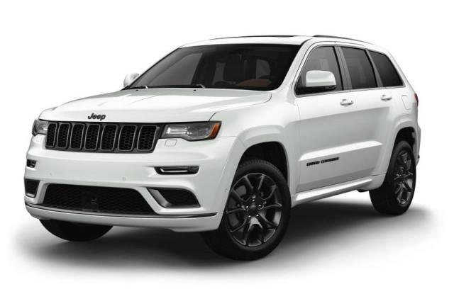 2021 Jeep Grand Cherokee High Altitude VUS