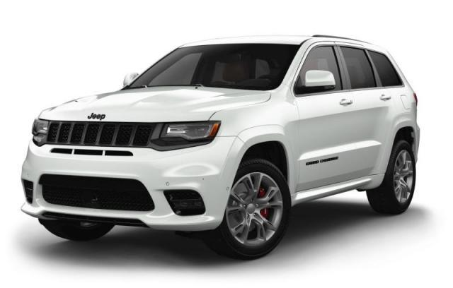 2021 Jeep Grand Cherokee SRT SUV