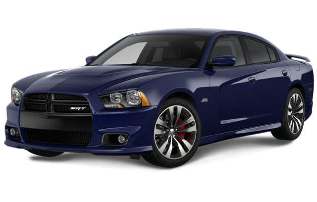 2014 Dodge Charger SRT Sedan